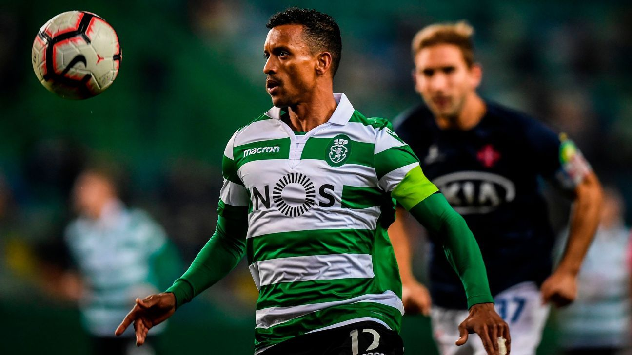 Orlando City signs former Man United winger Nani as designated player