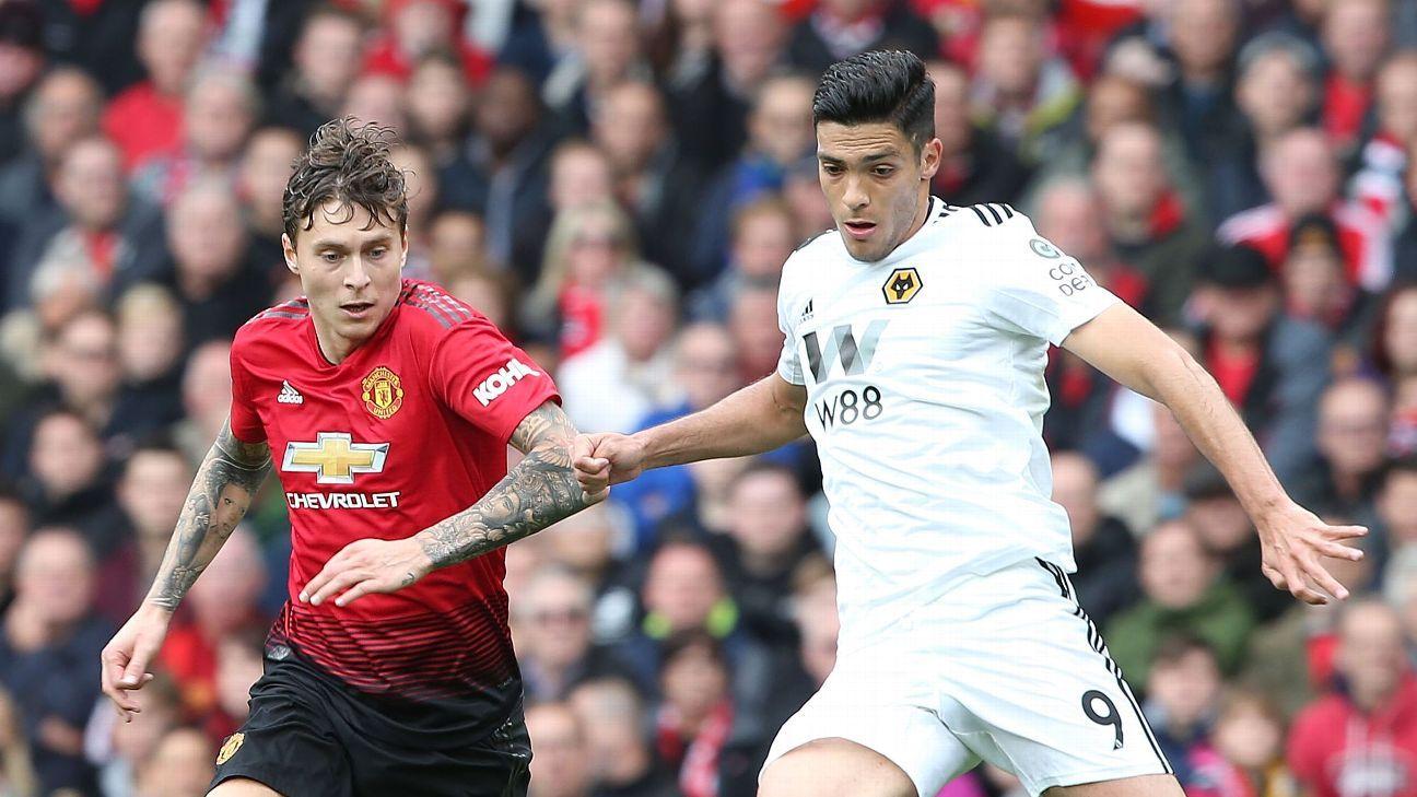 Raúl Jiménez y Wolverhampton enfrentarán al United en Copa