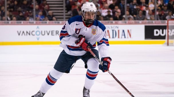 2019 NHL mock draft 1.0: Predictions for Jack Hughes and all 31 picks of the first round