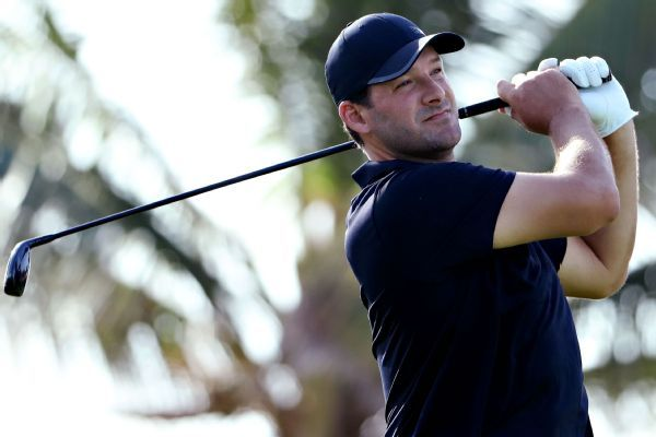 Tony Romo gets sponsor's exemption for AT&T Byron Nelson