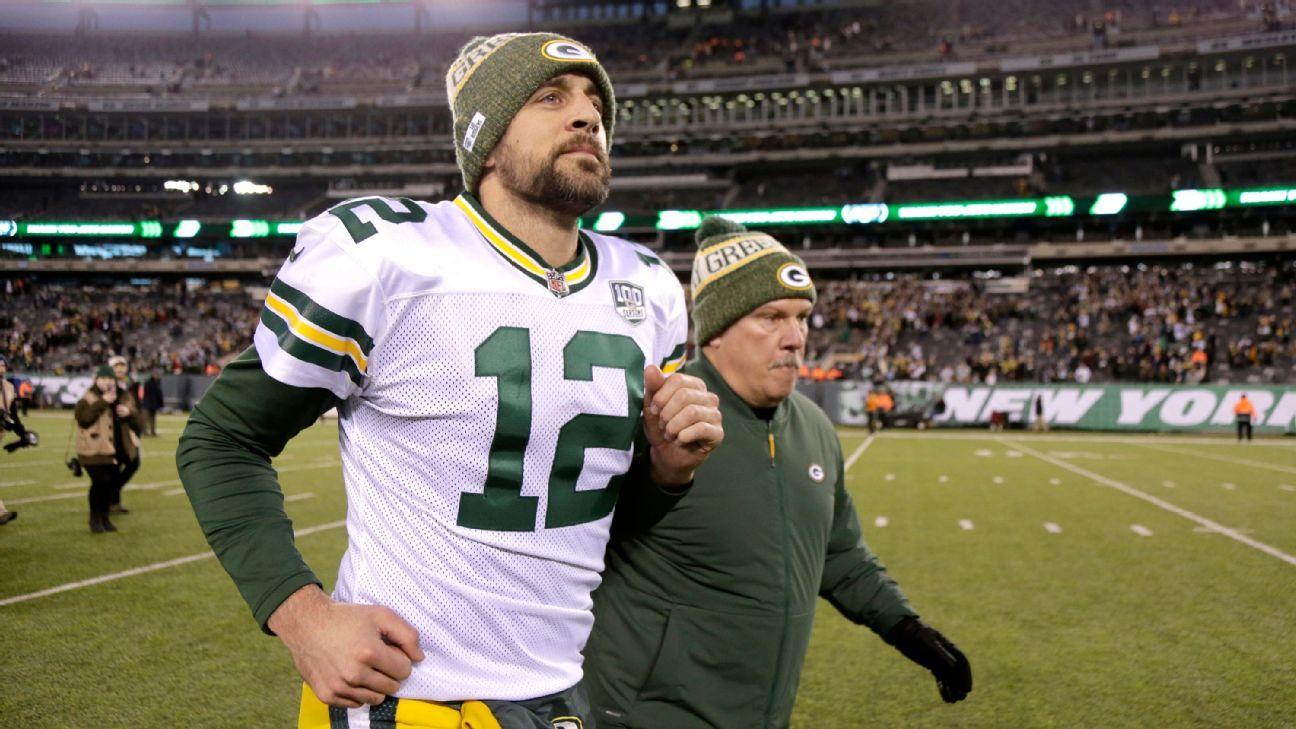 Packers no anticipan problemas entre Aaron Rodgers y sus coaches