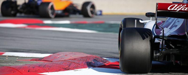 F1 2019 testing live: Day 2