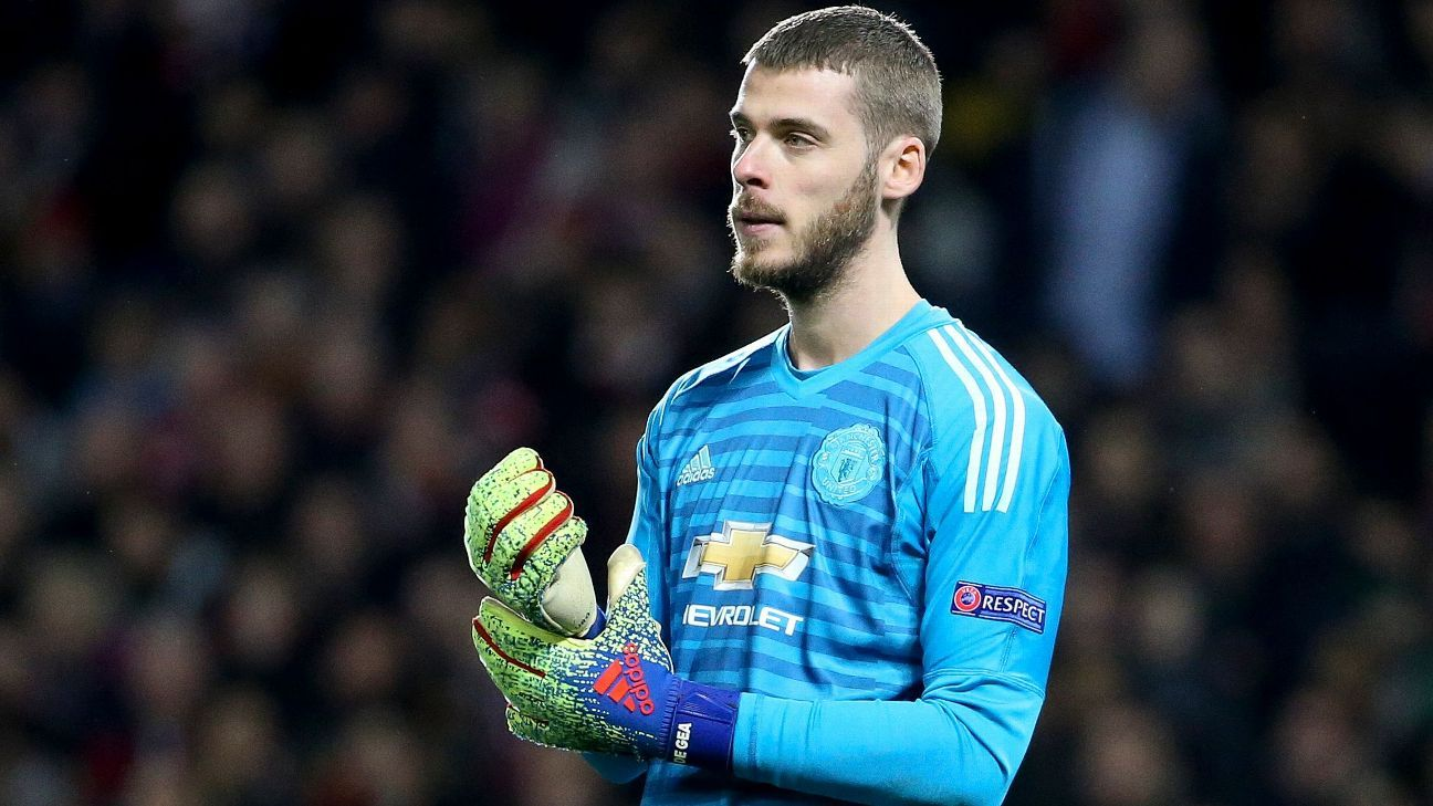 LIVE Transfer Talk: Real Madrid to offer Courtois for Man United keeper De Gea