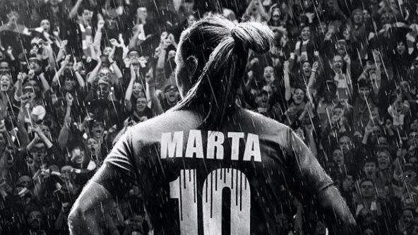 Marta anunciou que se dedicará à família para promover seriado