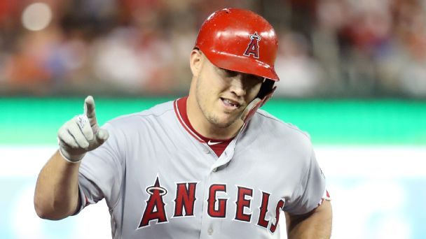 Think Bryce and Manny are hot commodities? They can't touch Mike Trout