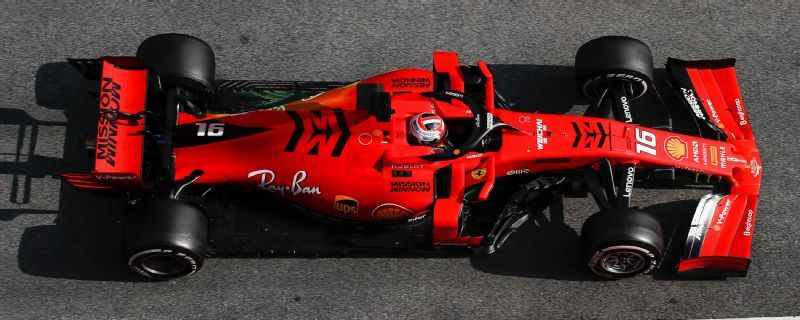 Ferrari stays top with Leclerc quickest on day two of F1 testing