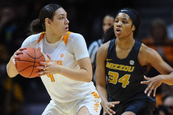 Tennessee transfer Collins signs with Maryland