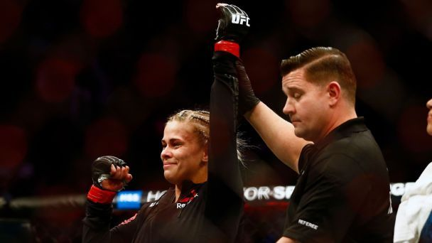 How Paige VanZant has fought to build her brand