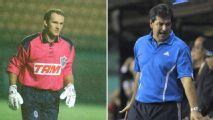 Ele fez gol antológico contra o Atlético-MG de Taffarel; hoje reencontra o clube como técnico
