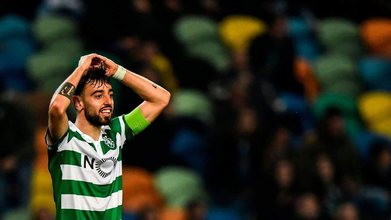 LIVE Transfer Talk: Liverpool, Everton may fight over Sporting's Bruno Fernandes