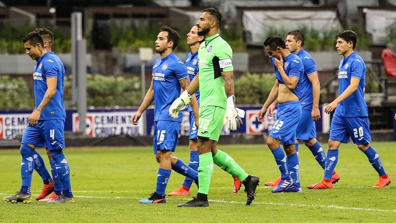 Fracaso de Cruz Azul en la Copa MX: está eliminado