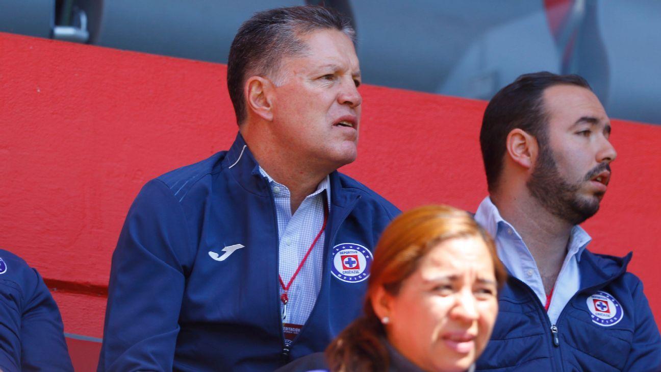 """Ricardo Peláez: """"El equipo está muy mal, estamos para tomar decisiones"""""""