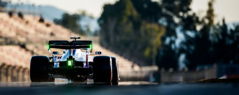 F1 testing 2019 live: Day three