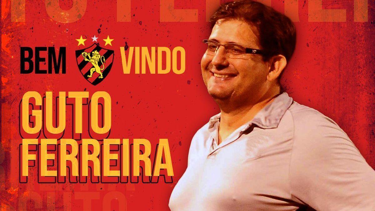 Guto Ferreira é o novo treinador do Sport