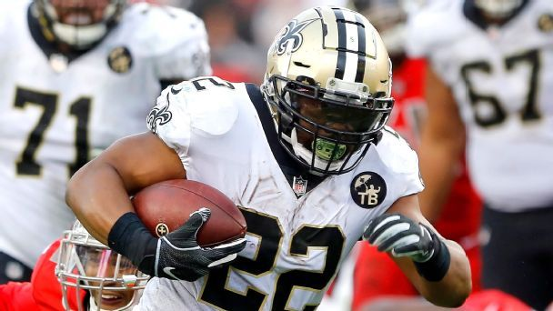 Can Saints keep Mark Ingram from leaving in free agency?
