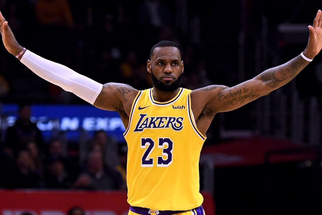 LeBron James: Es hora de que Lakers aprieten el paso