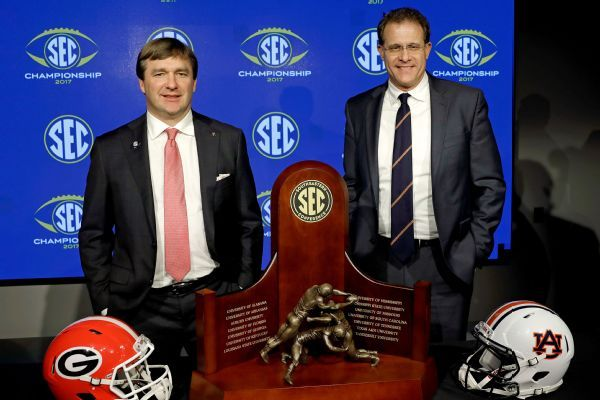 Auburn-Georgia series expected to be moved from traditional November spot