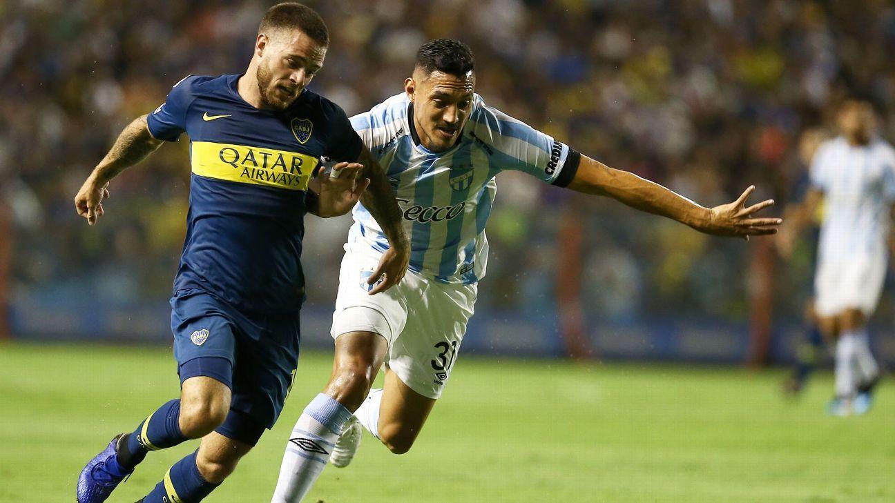 Boca cayó ante Atlético Tucumán y quedó lejos de la punta