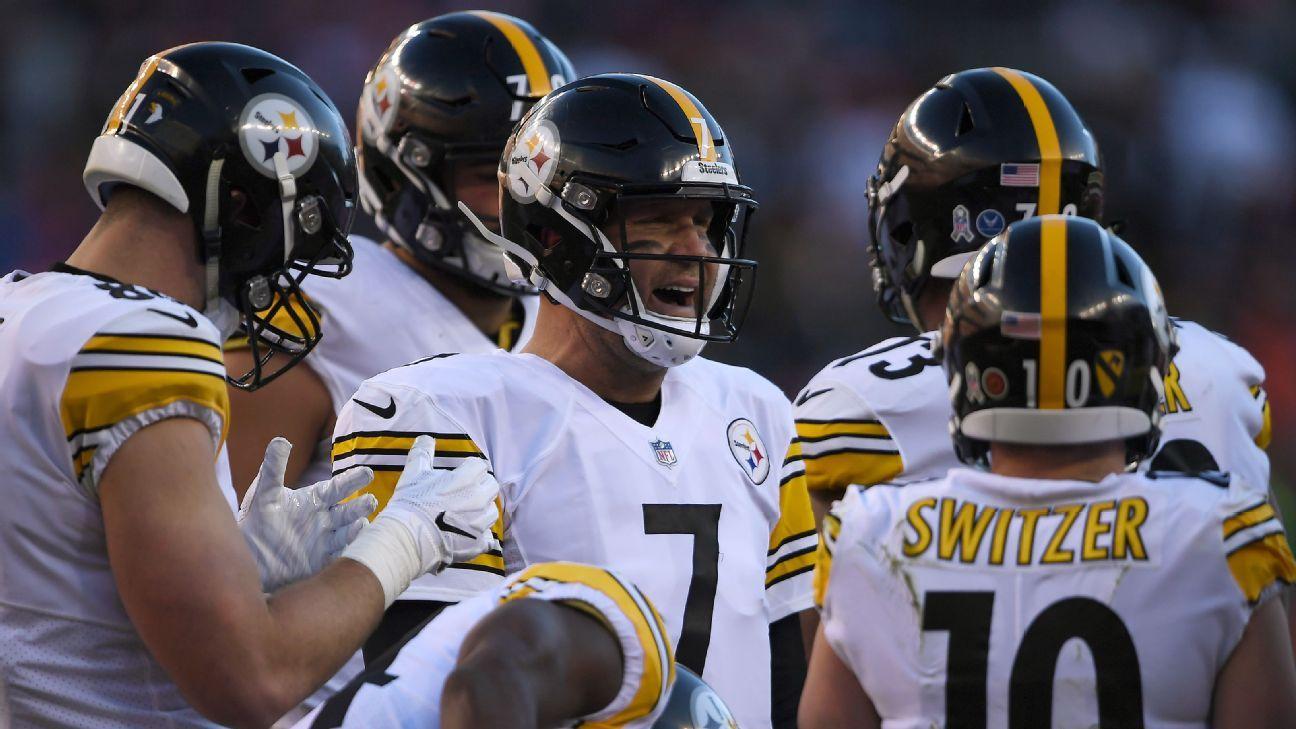 Gerente gral. de Steelers: Ben Roethlisberger es el líder indiscutible del vestidor