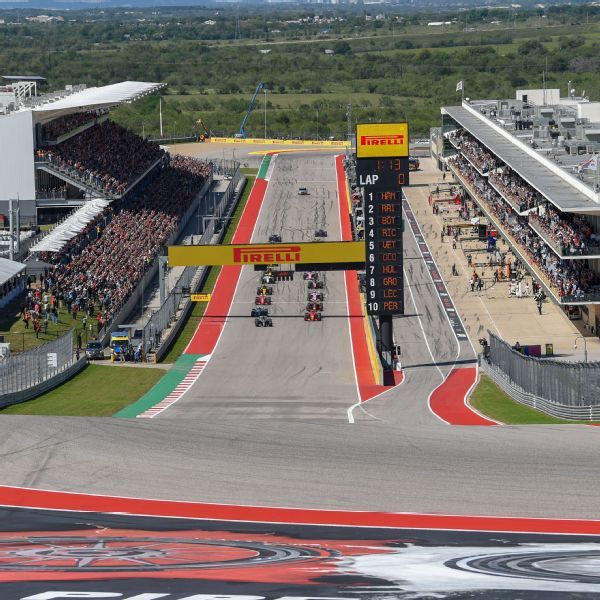 Financial questions surround F1 races in U.S., Mexico