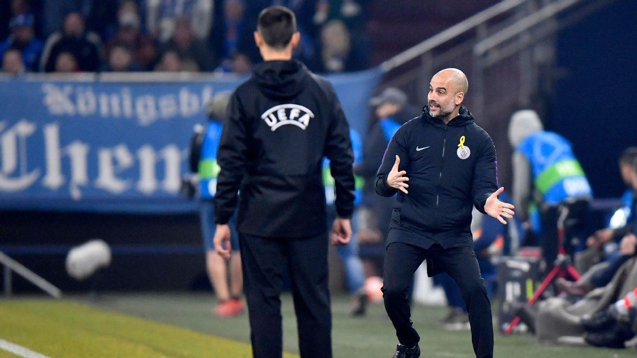 City no está listo para últimas fases de la Champions, dice Guardiola