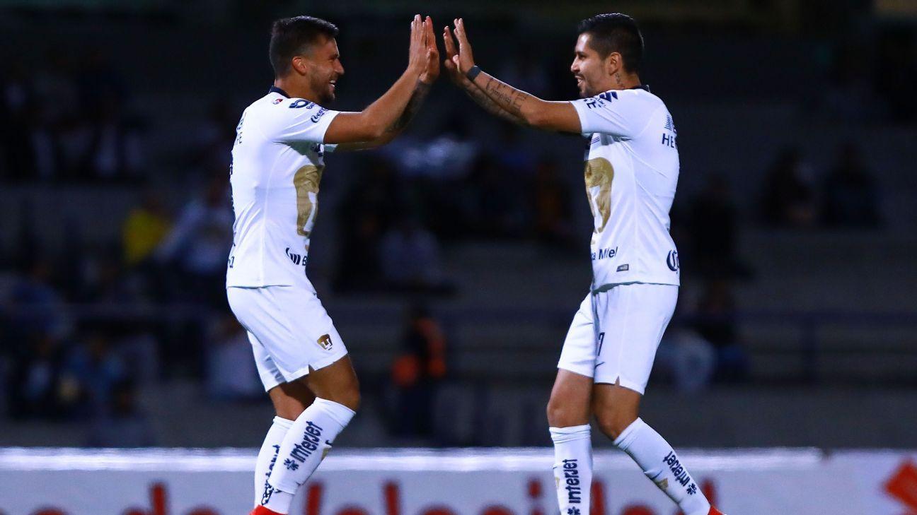 Pumas continúa con buena racha y cierra fase de grupos con victoria