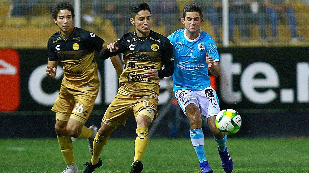 Dorados sella pase a los octavos de final de la Copa MX