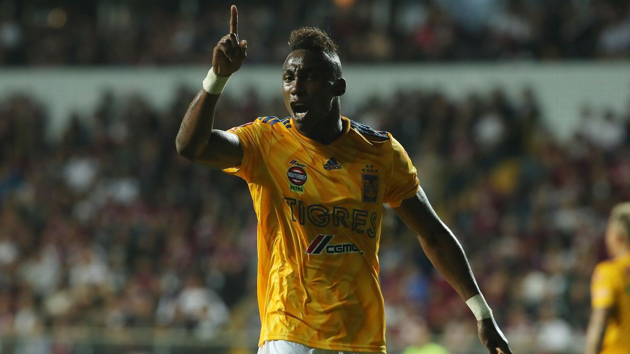 Tigres y Monterrey decepcionan en Concacaf Liga de Campeones