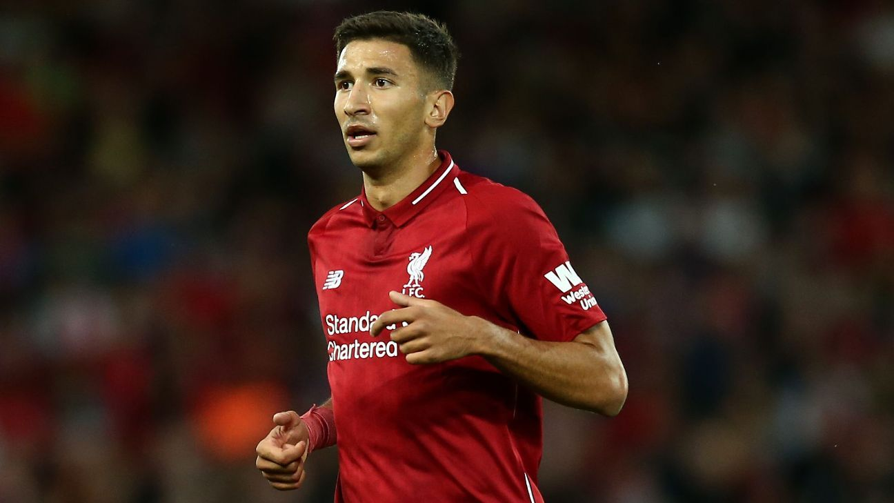 Marko Grujic determined to make it at Liverpool as Hertha loan flourishes