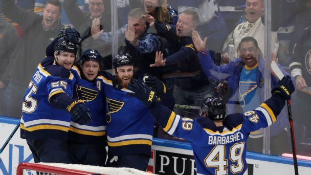 How the St. Louis Blues saved their season
