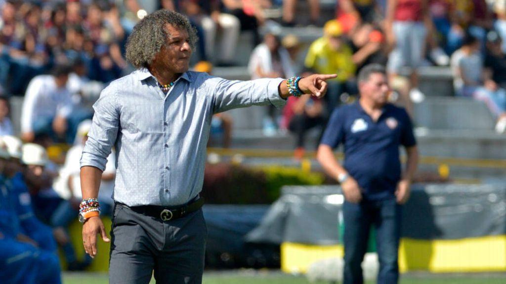 """Gamero: """"Un gol a los cuatro minutos cambia todo y más ante Junior"""""""