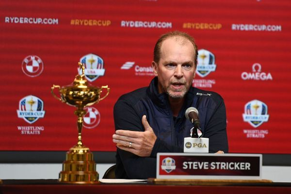 Steve Stricker considers Patrick Reed Ryder Cup issue 'handled'
