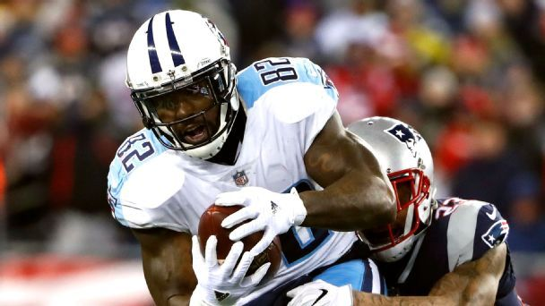 Delanie Walker's healthy return is critical to Titans' offensive success