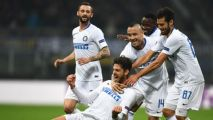 Inter Milan dispatch Rapid Vienna as Mauro Icardi misses 3rd match