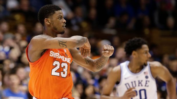 College basketball predictions: Who wins Duke-Syracuse matchup?