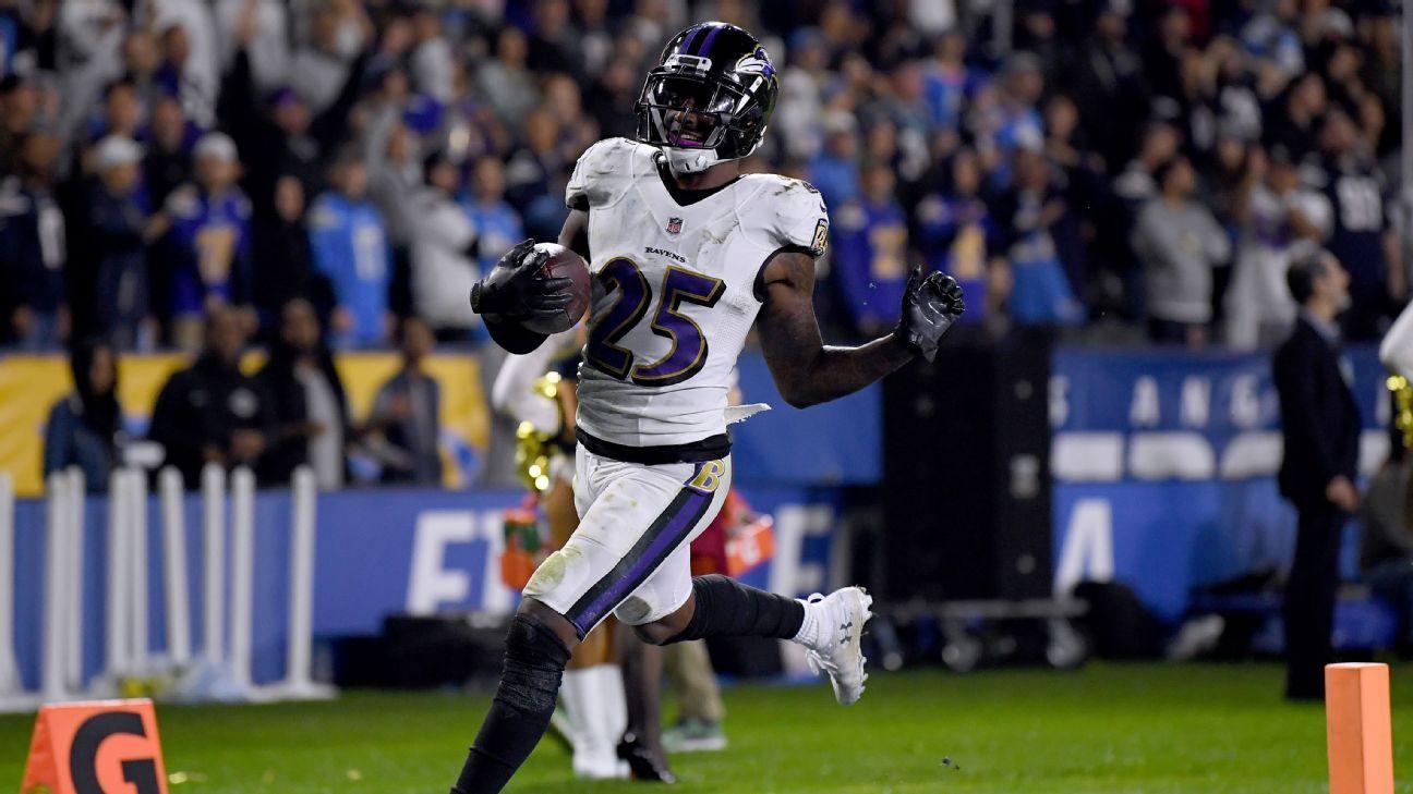 Los Baltimore Ravens extienden el contrato de Tavon Young