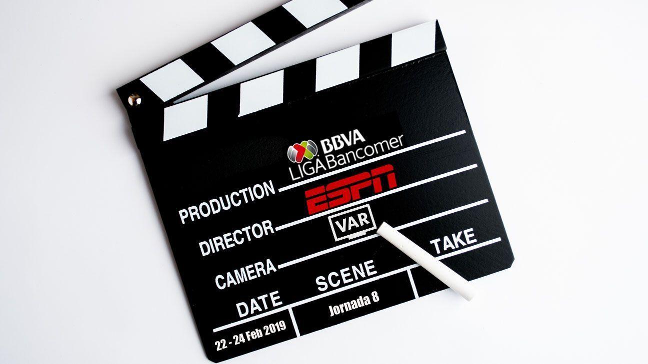 El Tren de la Liga MX: Óscares y Jornada 8