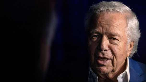 What charges could mean for Patriots owner Robert Kraft