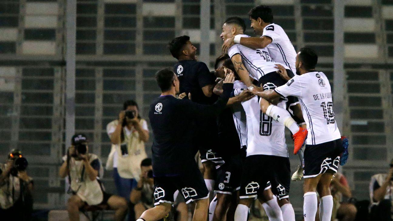 Colo Colo venció 1-0 a U de Conce