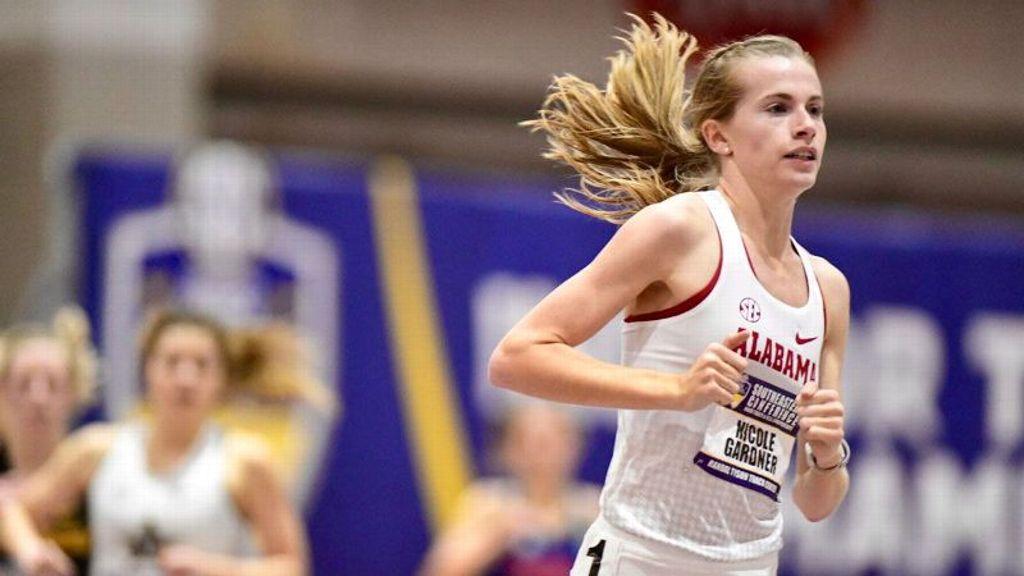 Alabama men, women leading SEC Championships