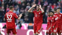 Bayern go level with Dortmund at top of Bundesliga after beating Hertha