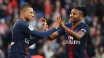 Mbappe reaches Ligue 1 half century as PSG brush Nimes aside