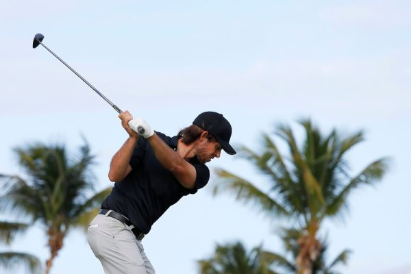 Aaron Baddeley shoots 66 to take Puerto Rico Open lead