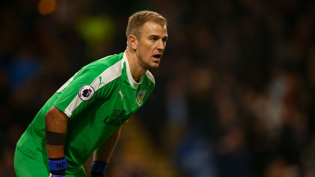 Transfer Talk: Joe Hart linked with Major League Soccer move