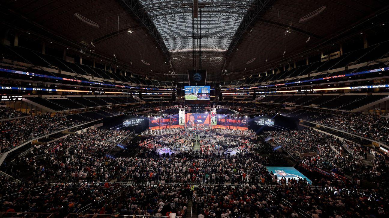 La NFL repartió sus selecciones compensatorias del draft