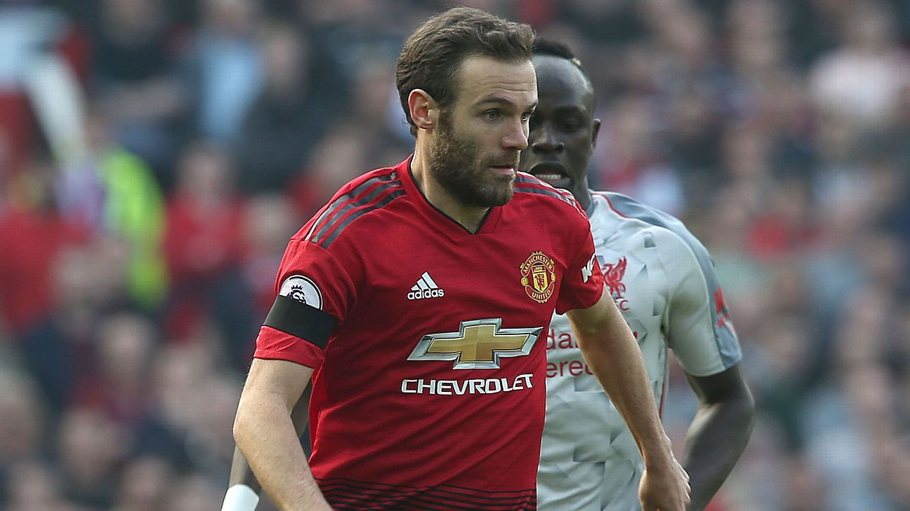 Sources: United still hoping to extend Mata stay