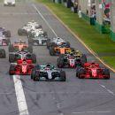 Grosjean plays down 'awkward' pit-lane crash