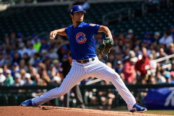 Cubs' Darvish leaves spring start due to blister