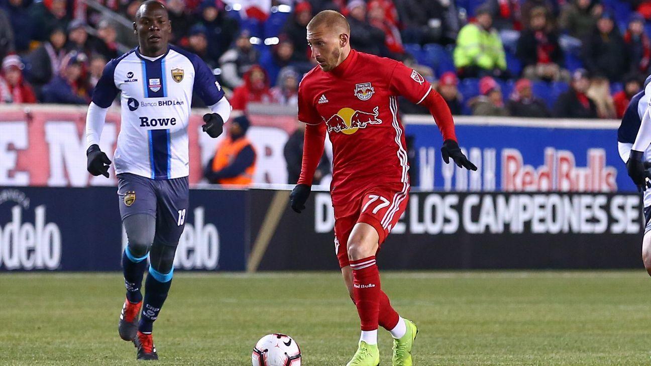 Red Bulls, Santos Laguna set up CONCACAF Champions quartefinals clash