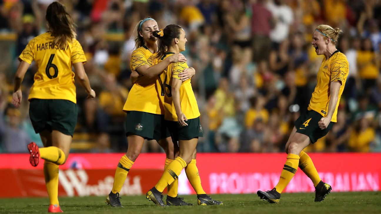 Australia Women beat New Zealand in Cup of Nations